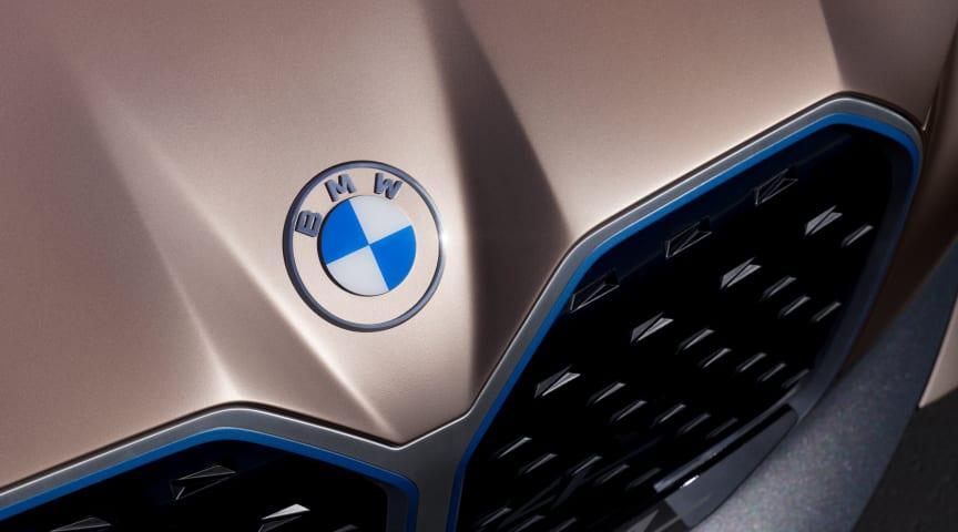 BMW Concept i4 - en forsmag på fremtiden
