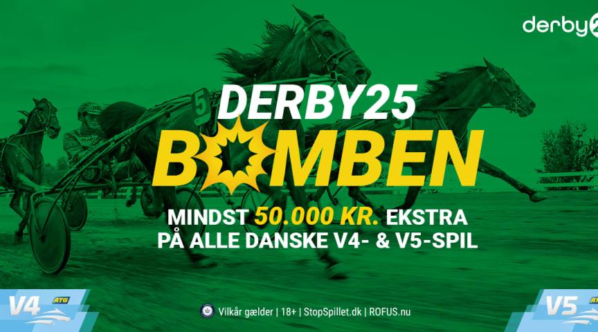 Derby25-Bomben kan sprænge allerede på fredag i Aarhus
