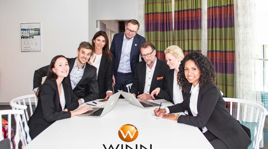 Hotellkoncern väljer Spintr