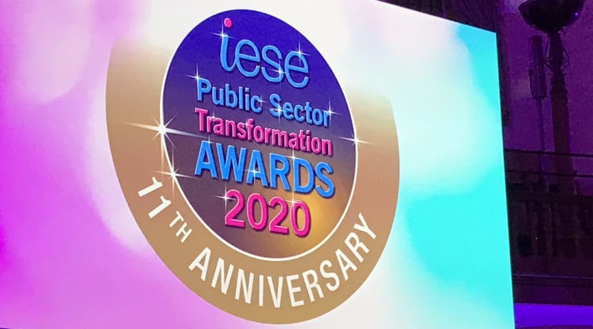 The partnership response to the Wrightbus announcement, and subsequent economic fightback plans, was recognised with a Gold iESE Award at a ceremony in Westminster.