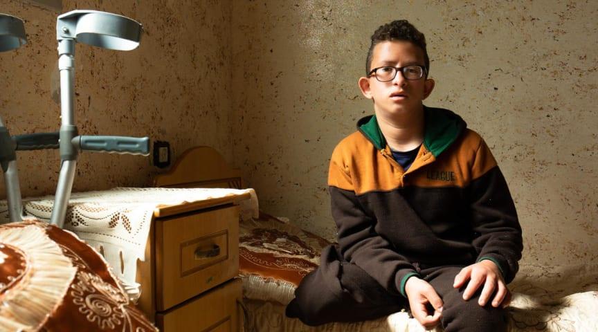 Ett år efter de första protesterna i Gaza: 49 barn har dödats och över 6000 skadats