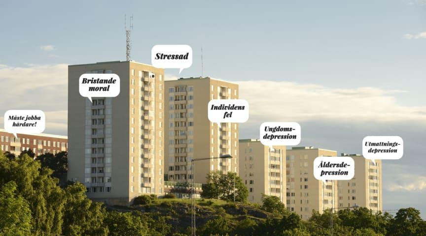 """""""En långsiktig diskussion om hur samhället ska bli bättre att leva i för alla. Kort sagt, politik."""" Foto: a40757se (AdobeStock)"""