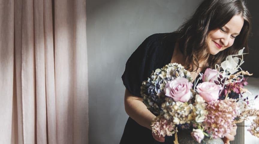 Nika Wahren, Skillad Floral Design