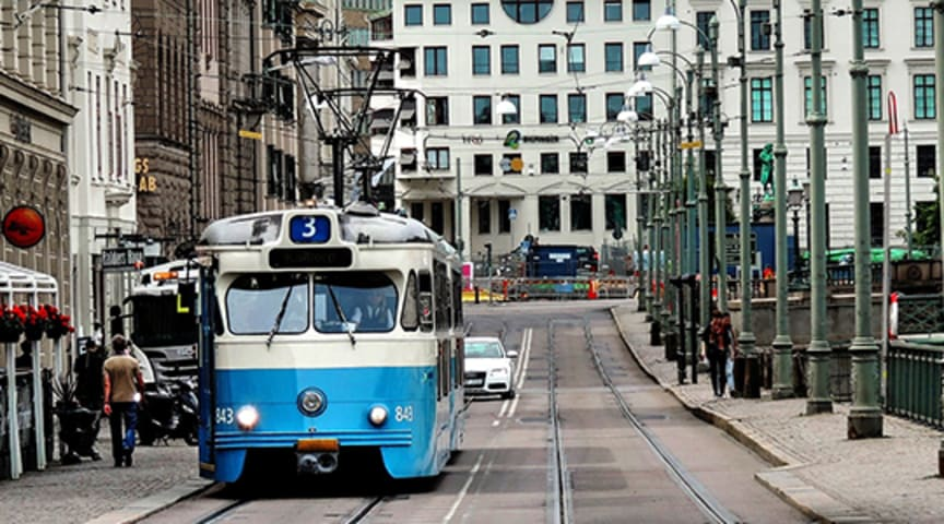 Securitas får helhetsansvar för parkeringsövervakningen i Göteborg