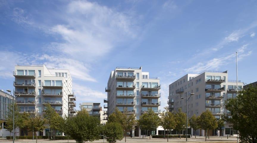 Midrocs bostäder klassvinnare till Årets Stadsbyggnadspris i Malmö