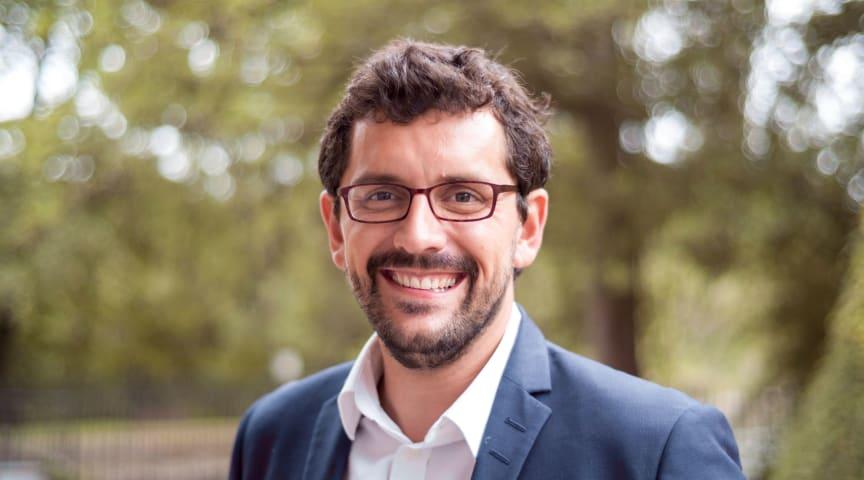 Radonova fortsätter internationell expansion – Thomas Chauvin blir ansvarig för Frankrike