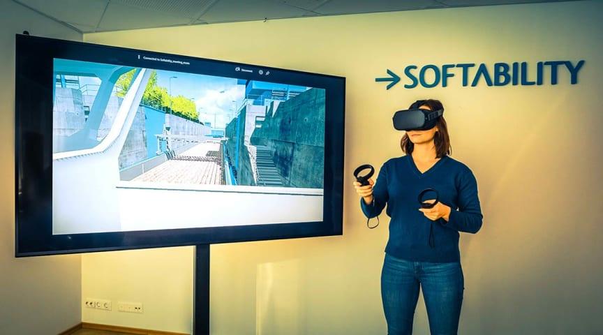 Soskuan sulusta tehtiin pelillistävä kokemus virtuaalitodellisuuden avulla