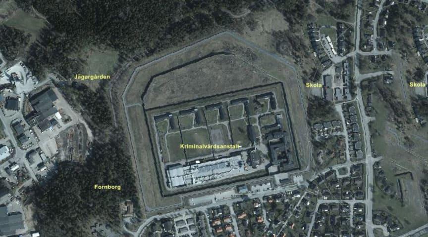 Norrtälje kommun redo att stödja utbyggnad ut Norrtäljeanstalten