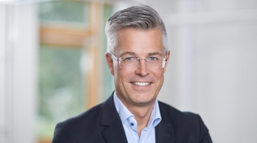 Mats Didriksson, VD för dLab