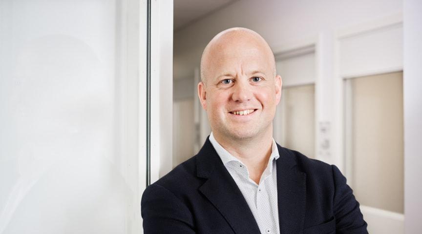 David Öquist, ny vd SunPine