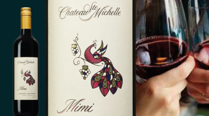 Mimi Cabernet - en smakrik nyhet från Chateau Ste Michelle