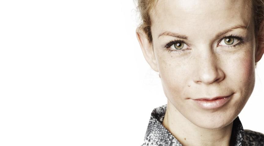 Anna König Jerlmyr välkomnar Mats Löfving som ny polismästare i Stockholms län
