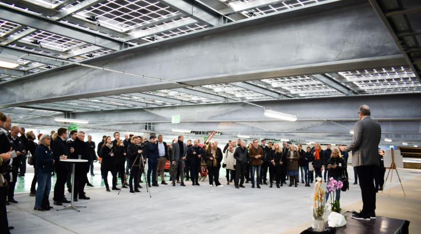 Mobilitetshuset Svane invigs idag