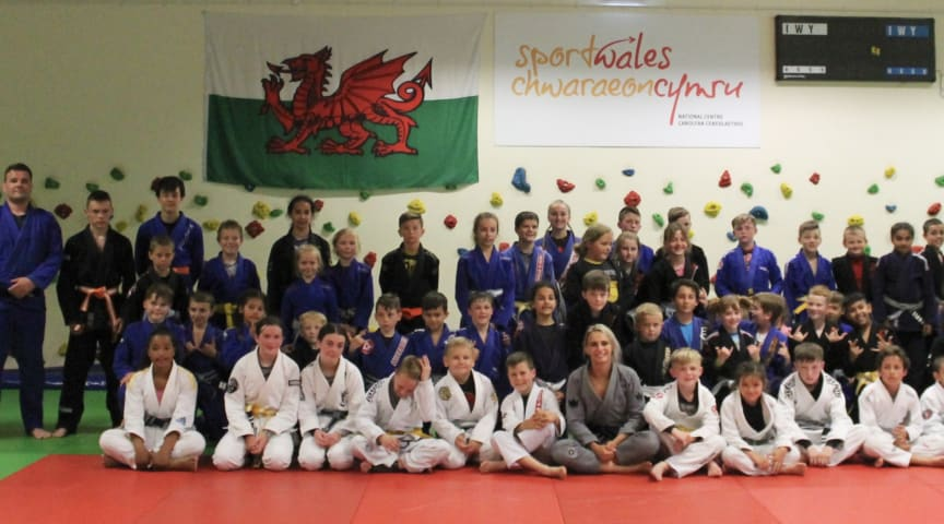 2nd UKBJJA Junior Development Day – Cardiff, 6 July 2019. Photo: © Eejaypea Photography