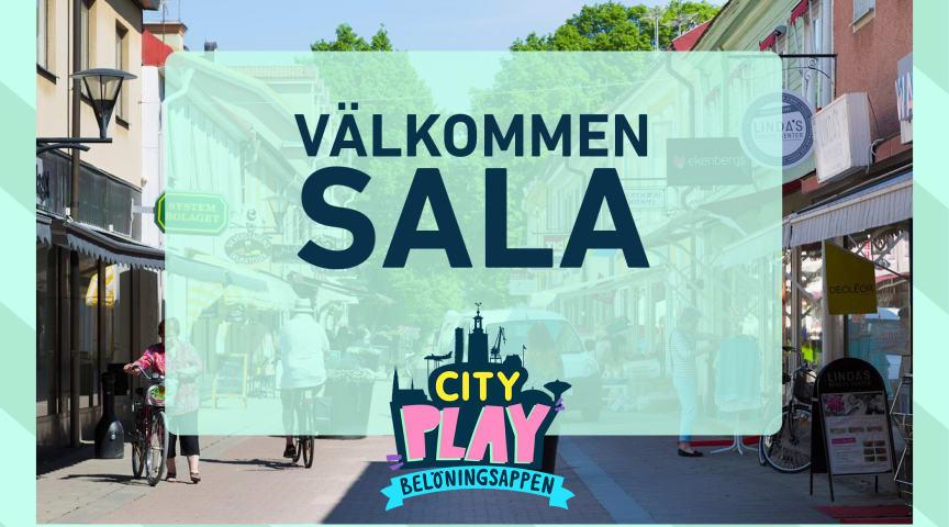 Cityplay välkomnar Sala
