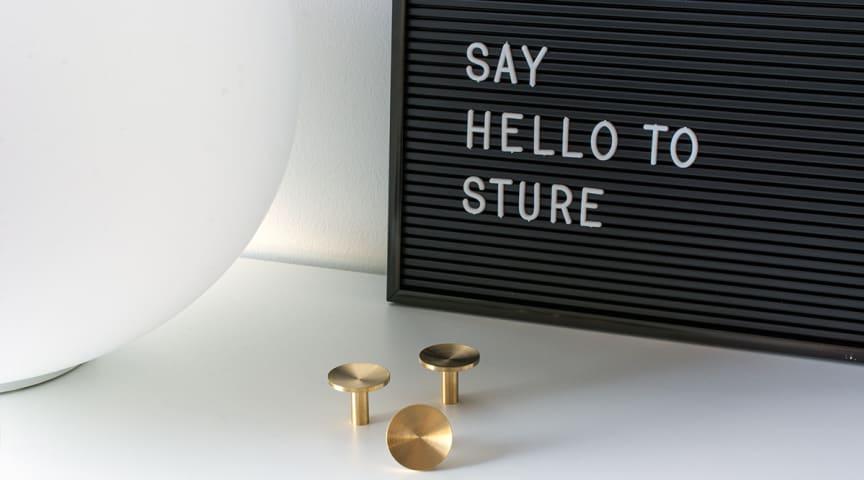 Say hello to Sture