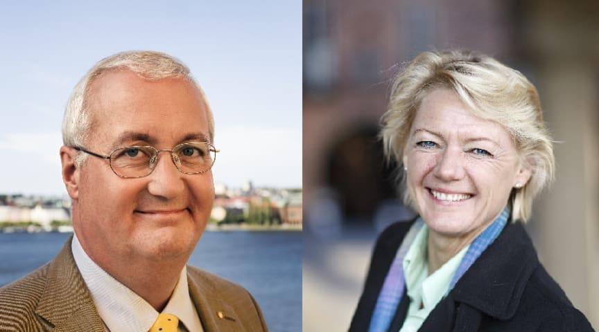Sten Nordin (M)/ Ulla Hamilton (M): Regionalt cykelpaket för framtidens Stockholm