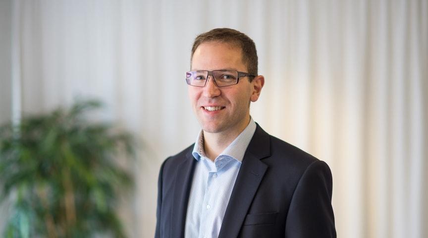 Emil Andrén, VD EFFSO Upphandling