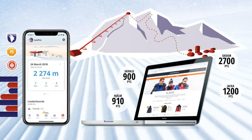 SkiStar når nya höjder – närmar sig en miljon kundklubbsmedlemmar