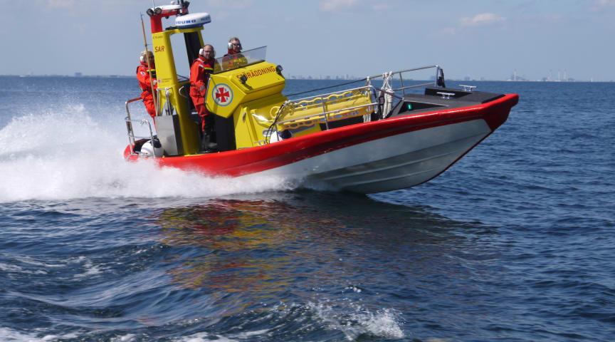 Sea rescue Society in Sweden