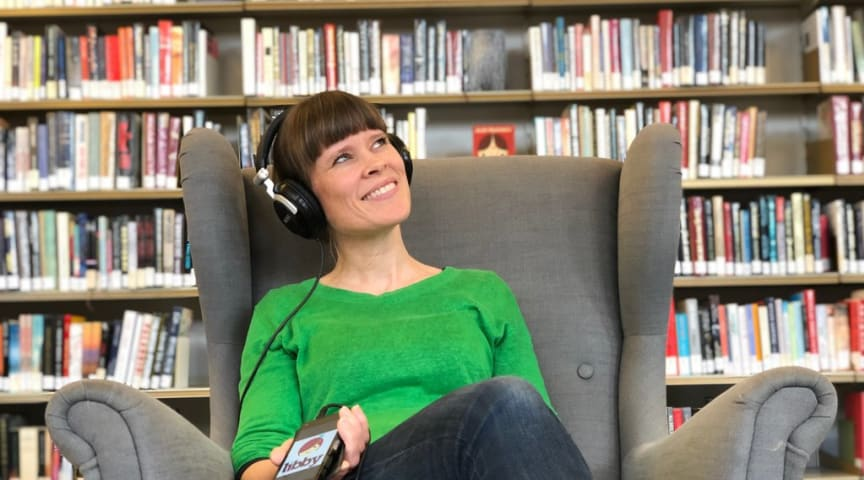 Deichman kjøper nå flere titler og øker kapasiteten for e-bøker. Foto: Deichman.