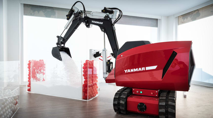 The Yanmar eFuzion Concept