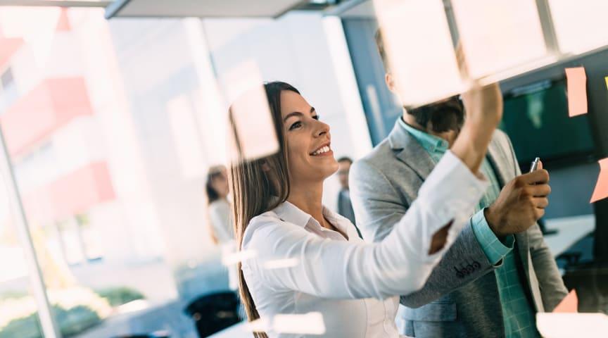 Kollaborativ budsjettering er mer populært enn noen gang, forteller Toril S. Falch i INTUNOR Business and Financial Management.