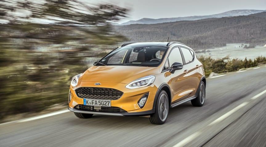 Ford Fiesta, jeden z nejatraktivnějších malých vozů na českém trhu, je nyní k dispozici už za 314 900 Kč