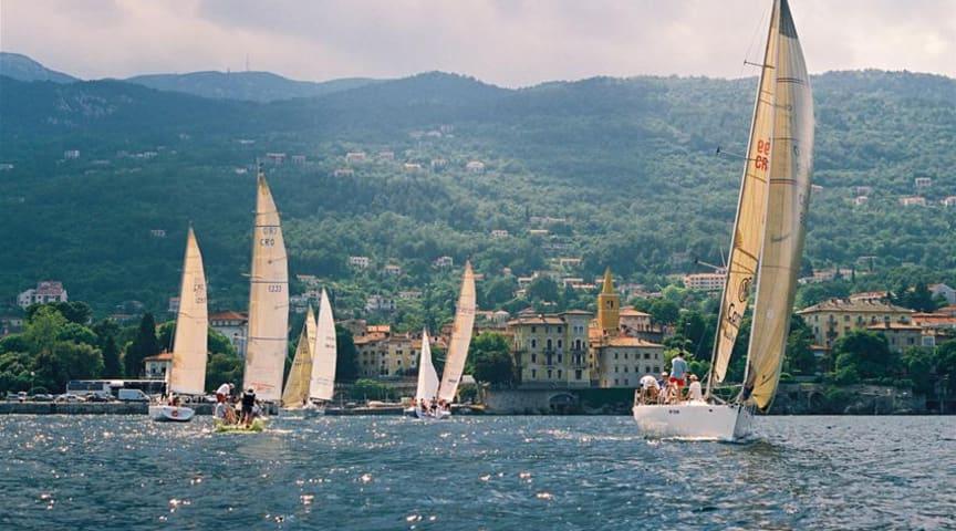 Seglingskonferens i Kroatien