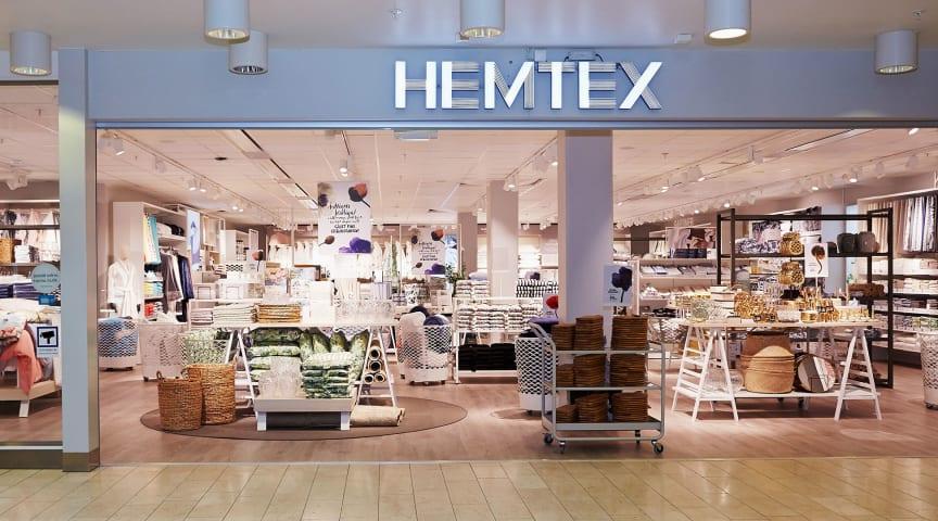 Nycklar, kodlås, lås och beslag till Hemtex nära 140 butiker i Sverige.