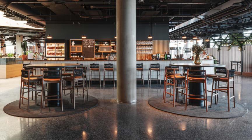Comfort Hotel Arlanda Airport Lobby