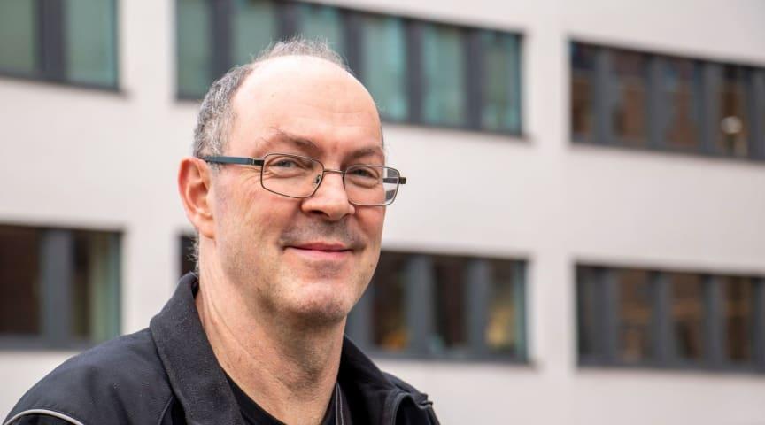 """""""Jag ställer upp, är lojal och löser problem"""" - fredagsporträttet med fastighetstekniker Johan Weywadt"""