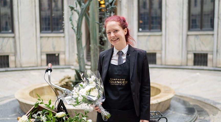 Lily Bollinger-finalen är avgjord – Maja Hempel är Sveriges bästa kvinnliga sommelier 2019