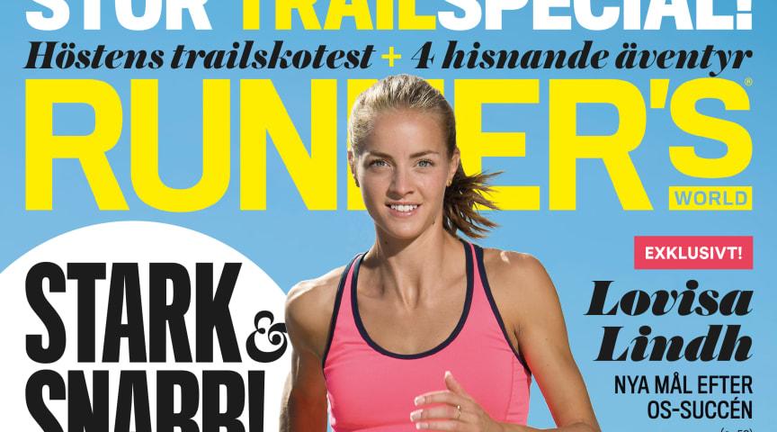 Runner's World har nu en räckvidd på 103 000 läsare.