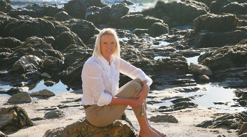 Intervju med Kerstin Florian i Insider's guide to Spas