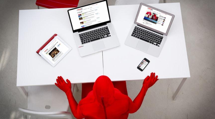 En ny generation nyhetsrum ser dagens ljus