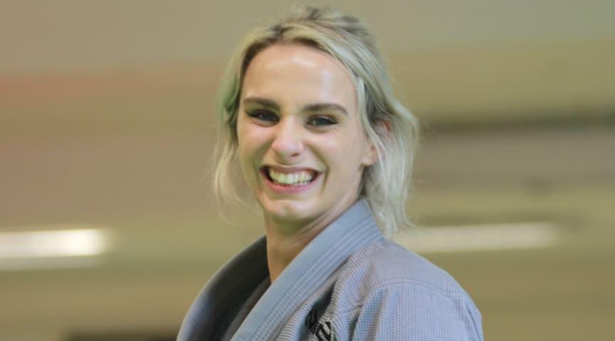 Ffion Eira Davies, Double Gold Medalist, IBJJF European Championships 2020