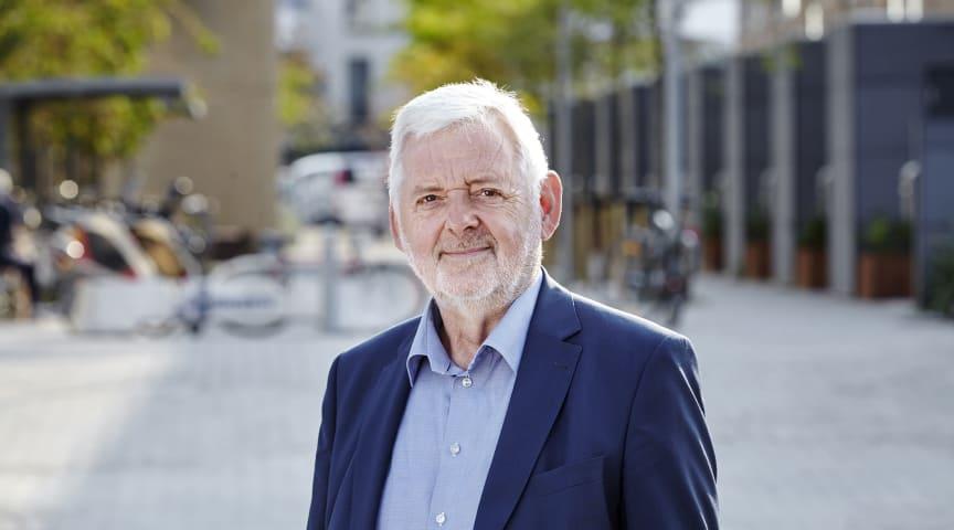 Jørgen Witting grundlagde AG Gruppen i 1986, men træder nu tilbage efter 33 år.