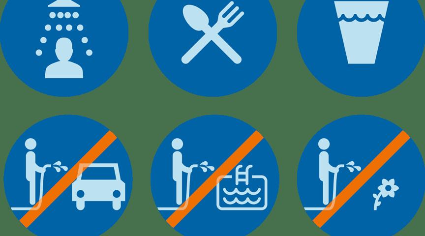 Dricksvattnet i Båstads kommun får enbart användas till personlig hygien, mat och dryck. NSVA har utfärdat bevattningsförbud i kommunen