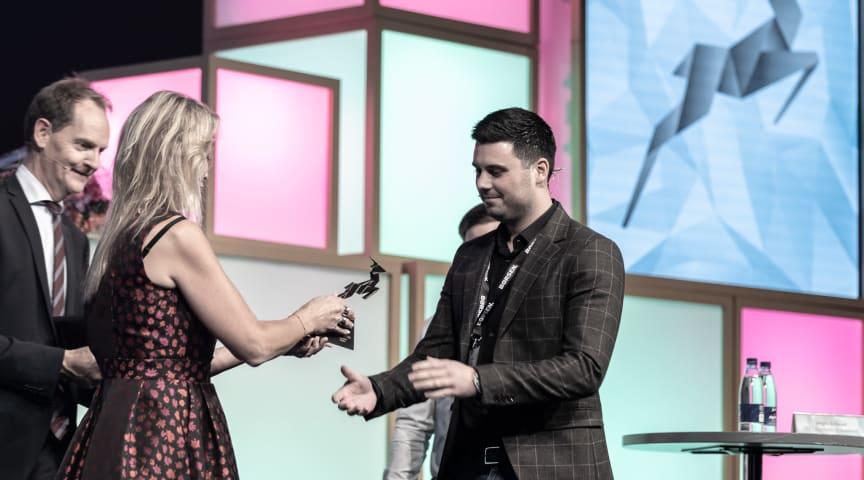 LeadSupply recibe uno de los premios más prestigiosos, Børsen Gazelle, concedido a las empresas con un rápido crecimiento económico.