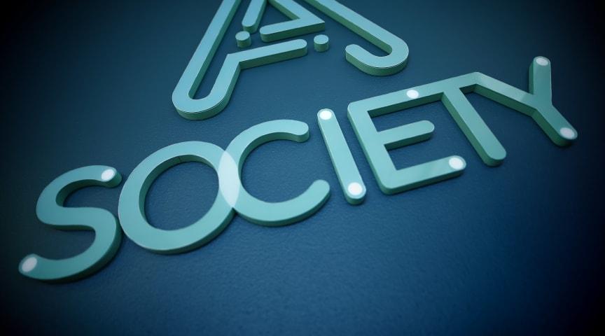 A Societys logotyp