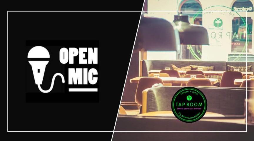 Tap Room Kungsholmen öppnar upp sin scen för oupptäckta talanger!