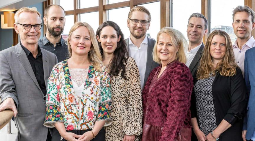 Ledande befattningshavare inom SoftOne Sverige