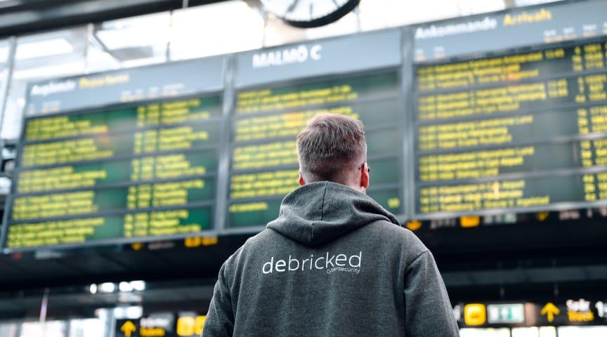 Debricked är en startup inom cybersäkerhet med rötter inom Lunds Universitet.