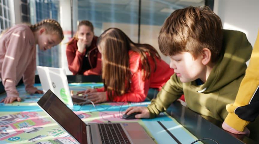 Nå kommer utstyret som skal lære alle barn å programmere!