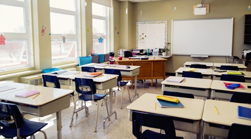 I dagsläget arbetar Nomor förebyggande på bred front för att motverka spridningen av coronaviruset. Det kan vara viktiga samhällsfunktioner, såsom skolor och förskolor, butikslokaler och även kontor. (Foto: iStock.com/martinedoucet)