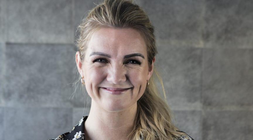 Hanne-Lene Dahlgren på Yoga Brunch Club