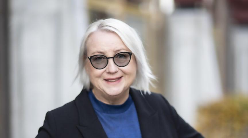 Sarah Nilsson, vd och grundare, Measure & Change ser många möjligheter när företaget nu beviljats 900.000kr från Vinnova, för att nu fortsätta utveckla deras innovation Klimatklicket, ett automatiserat verktyg för uppföljning av klimatpåverkan.