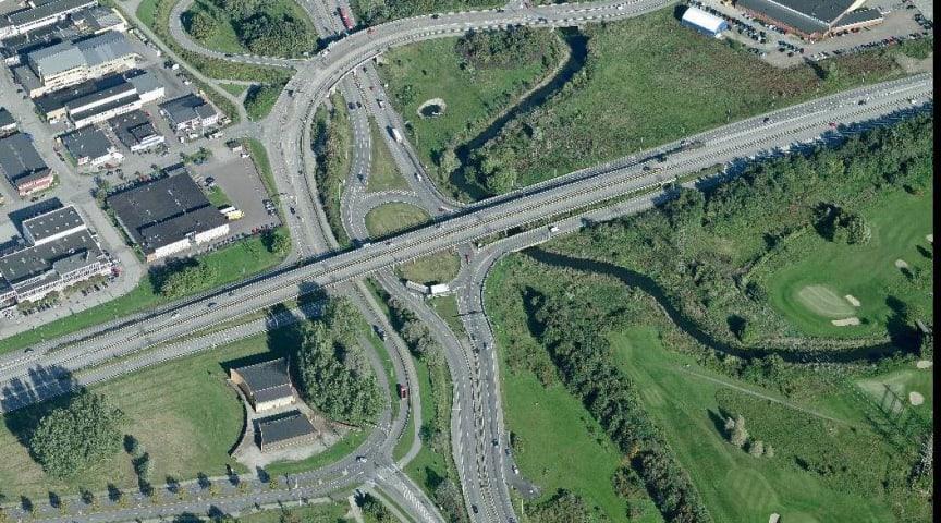 Komplettering till Pressinbjudan om Sege trafikplats