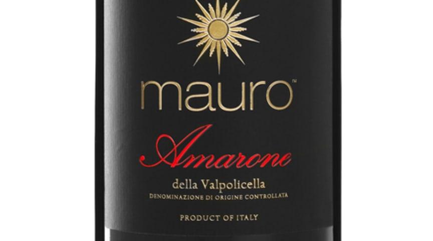 Mauro Amarone i ordinarie sortiment!